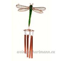 Carillon libellule Vert - B00PYETV3Y