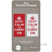 Mini Nettoyant pour écran Gardez votre calme - B00F9GYEIY