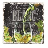 Chalkboard Wine Trivet - B00I3ZWASY