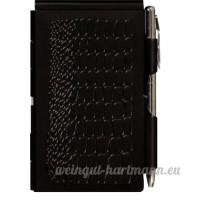 Wellspring Note  croco noir (2249) - B001F1OXEM