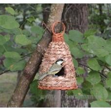 Songbird Essentials Organic Roosting Pocket  Reed Grass Hive  SE937 - B00F9YX2B6