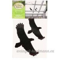 VIDEX Sticker Oiseau Silhouette Bollards - B01N3M5ZTM