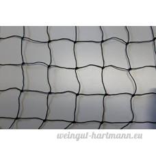 Volaille filet à volailles Clôture pour–Noir–Maille 5cm Épaisseur 1 2mm–Hauteur: 1 20m Mètre - B019WXVWJS