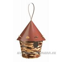 Tweet Tweet Home Nichoir  cône Camouflage - B00FYNE3D8