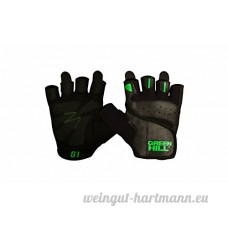 Greenhill Half Finger Weight Lifting Gloves with wrist support  Fingerless Gym Glove  Bicycle Gloves  Training Gloves Fitness Gloves ideal for Gym Workout Fitness and Body Building Training - B07C6H9C5B