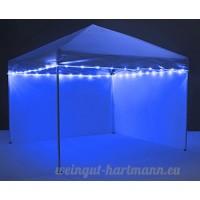 Canopy Brightz LED Tailgate Canopy & Patio Umbrella Accessory  Blue - B073BZS886