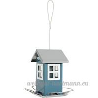 Mangeoire Maison 4 Fenêtres Azur - B01M24011F