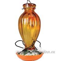 WOODLINK - Oriole Bird Feeder  Fluted Glass  20-oz. - B00N80XY02