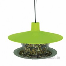 Mangeoire Finch 28x 18cm vert - B01MRR9FHL