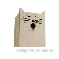 Suck UK Bird Cat House Nichoir Oiseaux - B003TFRSK8