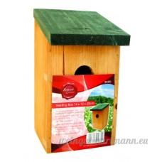 Hamble Distribution ltd Traditionelle nichoir en bois pour des oiseaux maison d'oiseaux - B005EXJ2NE