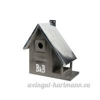 Ib Laursen Bird House Bed & Breakfast Maison en bois Maison d'oiseau - B0774VJ5XP