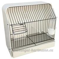 Cage concours disponible en blanc et nogro - B071DF7QGS