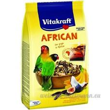 Vitakraft b-08305African inseparables–750gr - B005PV9UBY