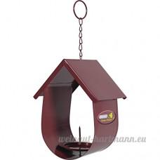 Zolux Support Boules de Graisse Cabane pour Oiseau Grenat - B01M3PEPT9