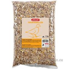 Aliments Composes Tourterelles Coussin 1Kg - B076556FKJ