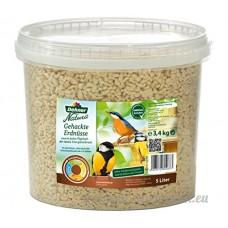 Dehner Natura Cacahuètes hachées dans un seau 3 4 kg - B00ANZL57Y