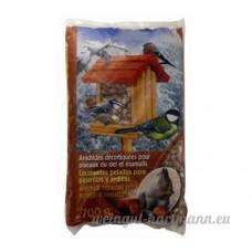 Agrobiothers Nourriture Arachides Décortiquées pour Oiseaux et Animaux Sauvages 700 G - B00F5RQ3VI