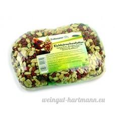 Aliments complémentaires pour Écureuil 600gr (2 sachets) - B004NTEY38