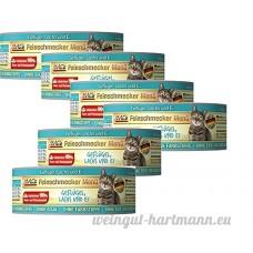'Mac Cat Gourmand volaille & Saumon 100g - B06XGG5V2X
