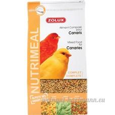 ZOLUX ALIMENT CANARI NUTRIMEAL STANDARD 2 5KG - B00NP3PRWU