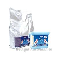 Pâte Blanche sèche Th White Extra 4kg - B079D8F1SF
