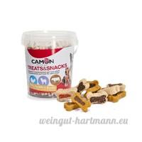 Snack pour chiens Camon Mini Treats & Snacks Mini Bones 500g - B06XWSR9CZ