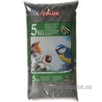 Zolux Graines de tournesol sac de 5 kg pour oiseaux de la nature - B00FVU0D1A