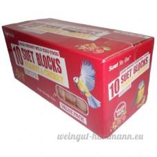 Suet To Go Peanut & Cerise Bloquer Value Pack 10 10pk - B00GVDXKG6