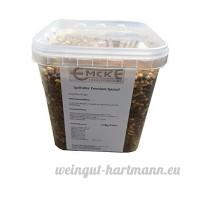 Emcke igefutter Premium Spécial 2 5kg seau - B01LZZRI7Q