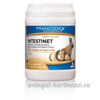 Francodex - Aliment Intestinet qui maintien l'Équilibre Digestif pour Rongeur - 150g - B01J7VJKV2