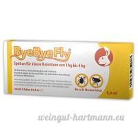 ByeByeFly - sur place pour petits animaux - De 6 Pack - B00OUTW0JQ