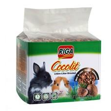 Riga Cocolit Litière Végétale Noix de Coco pour Petit Animal 750 g - B019DJ5DVE