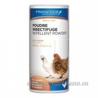 Poudre insectifuge pour volaille - Francodex - B018KF36AC