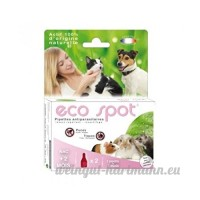 Eco Spot N°6 - Pipette antiparasitaire - Petits Rongeurs - B07319TFZ4