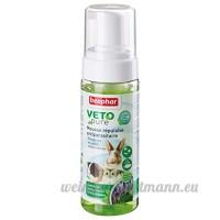 Beaphar - VETOpure  mousse répulsive antiparasitaire - rongeurs et petits mammifères - 150 ml - B00IN0TBEK