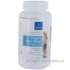 Demavic Shampooing Sec à Forte Action Répulsive pour Rongeur/NAC 150 g - B00FOOP1YW