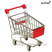 Mini chariot supermarché Oiseaux Parrot Jouet Boîte Funny Jouet - B00V4O729S