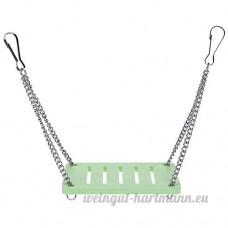 Everpert coloré Planche à suspendre en bois pour hamster Hamac Swing plaque pour animal domestique jouet Animal Cadeau - B07DHNBF8V