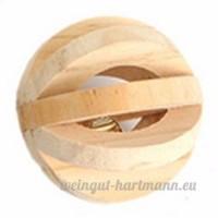Mini jouet à mâcher en bois pour les dents de lapin  chinchilla  hamster  animal domestique - B075RXD4N6