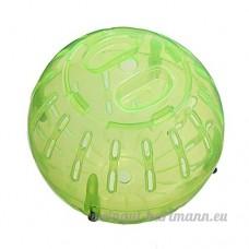 FOCUSPET Jouet Balle Boule Exercice Accessoire pour Hamster Souris Rongeur Gerbille - B00WUDBM7K