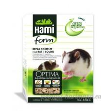 Repas spécial pour Rat et Souris  0.9 kg. - HAMIFORM - B007WHVREW