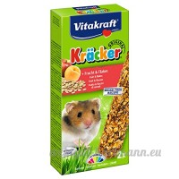 Vitakraft 25154 - Kräcker Fruits Hamsters P/2 - B004DJ9IXY