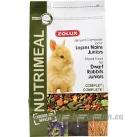 Zolux Nutri'meal pour Jeune Lapin 800 g - B00KQHB68C