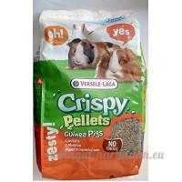 Versele-Laga Crispy Pellets pour cochons d'Inde 2 kg - B00CFMZ09C