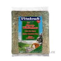 Vitakraft 82706 - Foin des Alpes - 1 5 kg - B0095SLLNS