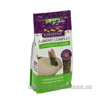 Paradisio - Aliment Complet pour Lapins Nains Junior - 900g - B01I3K6T7G