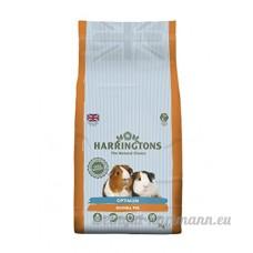 Harringtons Optimum Nourriture pour Cobaye 4 x 2 kg - Lot de 4 - B007X2ACN8