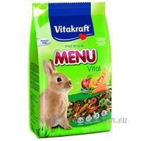 Vitacraft - 24952 - Premium menu vital pour Lapins - B00CTJOD08