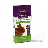 Paradisio - Aliment Complet pour Lapins Nains - 2 6Kg - B01I3K6PKC